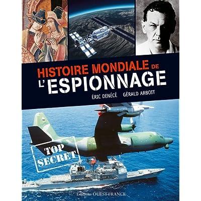 Histoire mondiale de l'espionnage