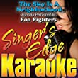 The Sky Is a Neighborhood (Originally Performed by Foo Fighters) [Karaoke Version]