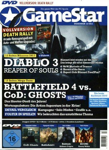Gamestar DVD [Jahresabo]