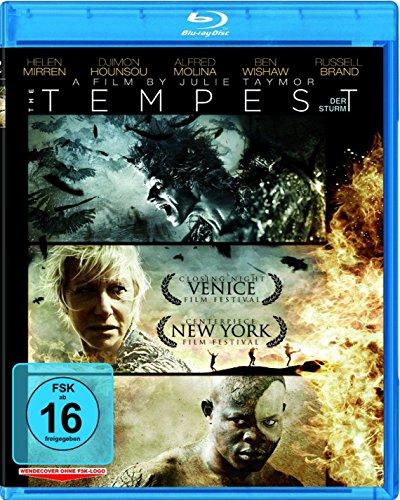 The Tempest - Der Sturm [ Blu-ray ]