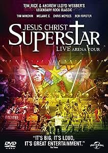 Jesus Christ Superstar - Live Arena Tour 2012 [Region 2/4/5] [DVD] [2012]