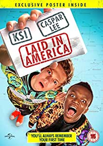 Laid in America (Limited Edition with Exclusive Signed Film Poster) [DVD] [2016]