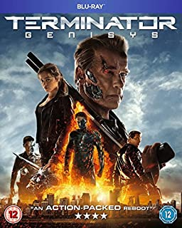 Terminator Genisys [Blu-ray] [2015] [Region Free] (B010TWGPCK) | Amazon Products