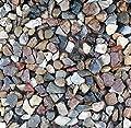 25 Kg Zierkies Gartenkies Teichkies Quarzkies Kieselsteine Waschkies von ALP - Du und dein Garten