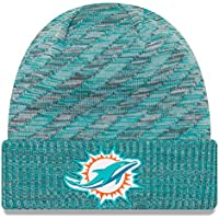 huge discount 13bee f9e79 New Era NFL Sideline 2018 Knit Beanie - Miami Dolphins