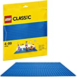 LEGO 10714 Classic BaseAzul,JuegodeConstrucciónparaNiñosyNiñasa Partir de 4años