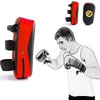 Cozywind Pattes d'ours Boxe Thai Bouclier Cible de Pied Courbe Cible de Boxeur de L'entraînement de Taekwondo Utilise…