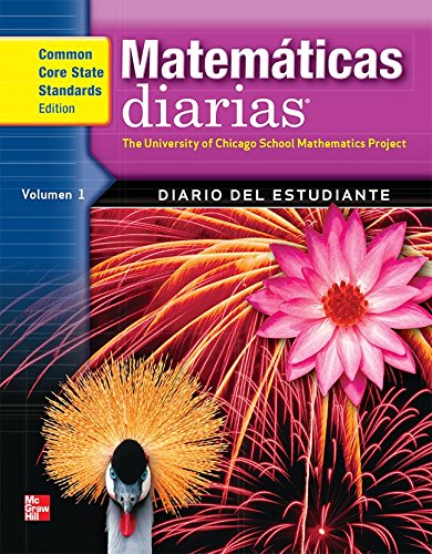 Everyday Mathematics, Grade 4, Spanish Math Journal 1 por Max Bell
