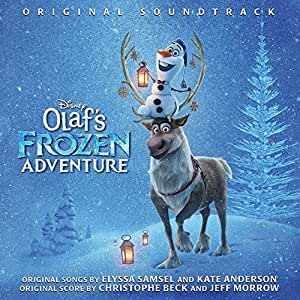 Olaf's Frozen Adventure [Import allemand]