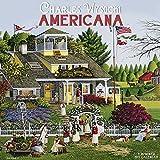 Charles Wysocki Americana 2017 Calendar