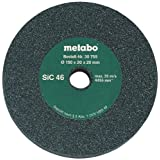 Disque Abrasif Metabo de 250 x 40 mm x 51 mm 80/J de carbure de silicium
