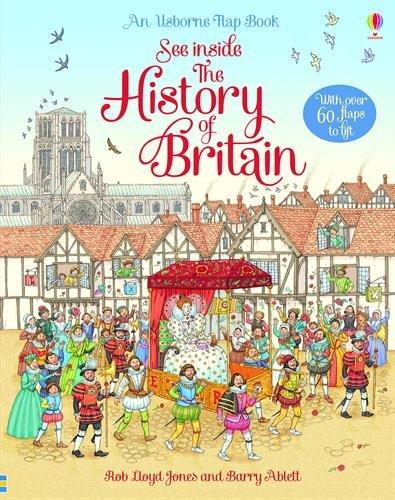 See Inside History of Britain (Usborne See Inside) par Rob Lloyd Jones
