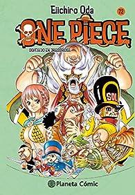 One Piece nº 72 par Eiichiro Oda