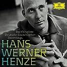 Hans Werner Henze - The complete Deutsche Grammophon recordings (Coffret 16 CD)
