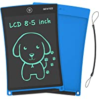 8.5in for Kid Gifts Portable Writing Tablet Annjom LCD Drawing Pad Erasable Durable Handwriting Pad