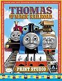 Thomas, die fantastische Lokomotive Druckstudio