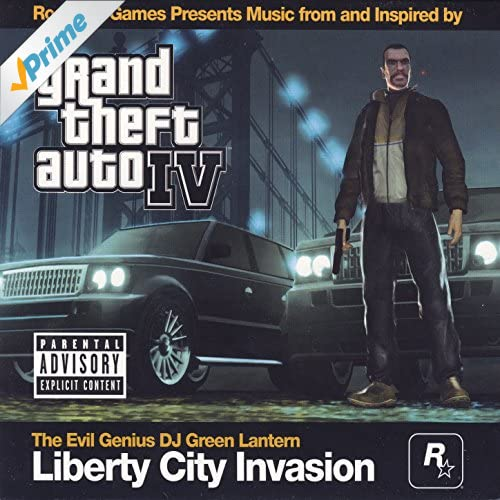 Grand Theft Auto IV: Liberty City Invasion [Explicit]