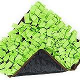 Schnüffelwiese - Leckerli Suchspiel Der Schnüffelteppich für kleine und große Hunde Die Schnüffelmatte ist waschbar mit Anti-Rutsch-Belag und sorgt für lange Beschäfftigung