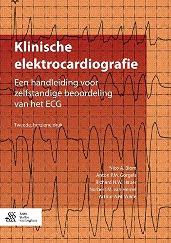 Klinische Elektrocardiografie: Een Handleiding Voor Zelfstandige Beoordeling Van Het ECG