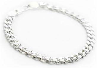 Silverwala Silver Sterling 92.5 Silver Bracelet for Men