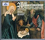Bach: Christmas Oratorio by M??nchener Bach-Orchester (1988-10-11)