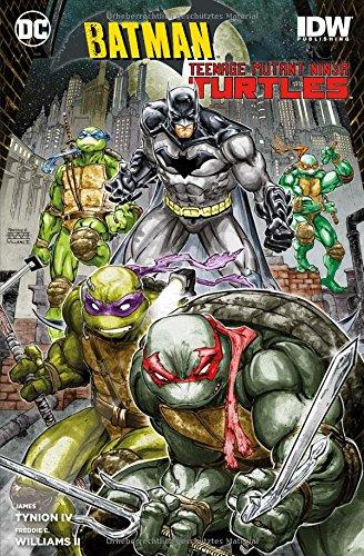 Batman/Teenage Mutant Ninja (Turtle Schurken Ninja)