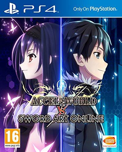 Accel World Vs. Sword Art Online - PlayStation 4...