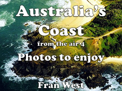 australias-coast-from-the-air-4-photos-to-enjoy-a-childrens-picture-book-english-edition