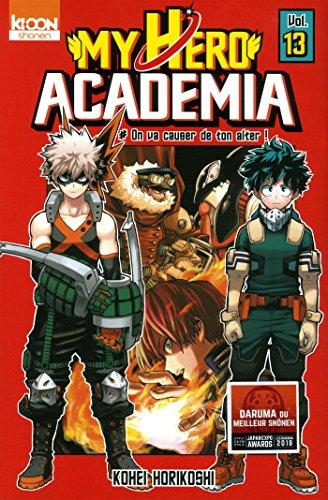 My Hero Academia T13 (13) par Kohei Horikoshi