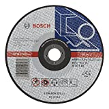 Bosch 2 608 600 321  - Disco de corte recto Expert for Metal - A 30 S BF, 180 mm, 3,0 mm (pack de 1)