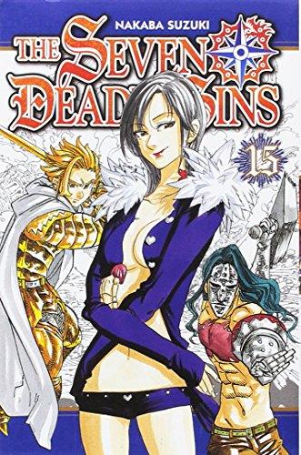 The Seven Deadly Sins 15 por Nakaba Suzuki
