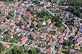 MF Matthias Friedel - Luftbildfotografie Luftbild von Häfnerstraße in Sachsenheim (Ludwigsburg), aufgenommen am 06.08.09 um 12:29 Uhr, Bildnummer: 5436-67, Auflösung: 6048x4032px = 24MP - Fotoabzug 50x75cm