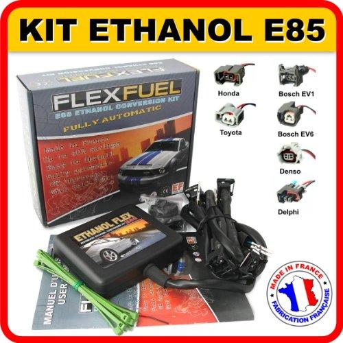Kit Ethanol E85 4-cylindres pour: Renault, Peugeut, Ford, Audi, Citroen.