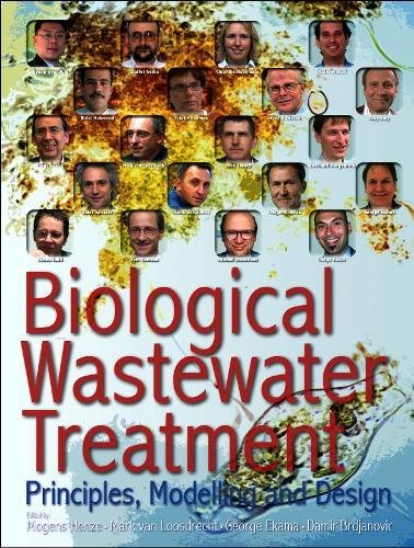 Biological Wastewater Treatment: Principles, Modeling, and Design