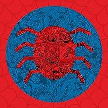 "Marvel Comics lienzo ""Collage"" araña de Spider-Man, multicolor (40x 40cm)"
