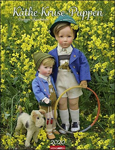 Käthe Kruse Puppen Kalender 2020