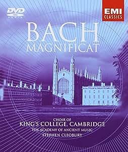 Magnificat In D (King's College Choir, Aam, Cleobury) [DVD AUDIO]