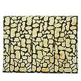 ROSSI ROSA Pannello Sughero, 33 x 25 x 1 cm
