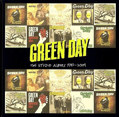 The Studio Albums 1990-2009 Green Music Box
