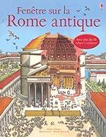 Fenêtre sur la Rome antique de Katie Daynes