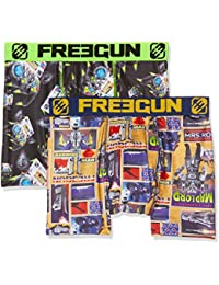 Freegun X2, Boxer Homme, (lot de 2)