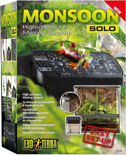 Exo Terra PT2494 Monsoon Solo - Hochdruck Beregnungssystem