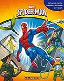 Spider-Man. Libroaventuras: Incluye un cuento, figuritas y un tapete para jugar