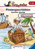 Leserabe: Piratengeschichten (Silbenmethode)