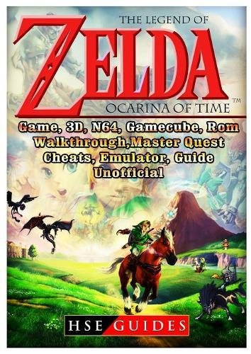 The Legend of Zelda Ocarina of Time, Game, 3D, N64, Gamecube, Rom, Walkthrough, Master Quest, Cheats, Emulator, Guide Unofficial (Gamecube Cheat)