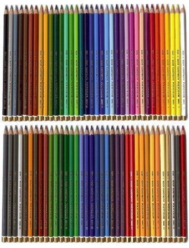 Preisvergleich Produktbild 72 Polycolor Künstler Farbstifte feinster Qualität von KOH-I-NOOR