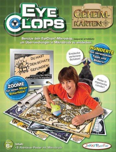 Jakks Pacific EyeClops / 61066 - Activity Kit