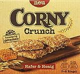 Corny Crunch Hafer & Honig, 6 Riegel, 120 g