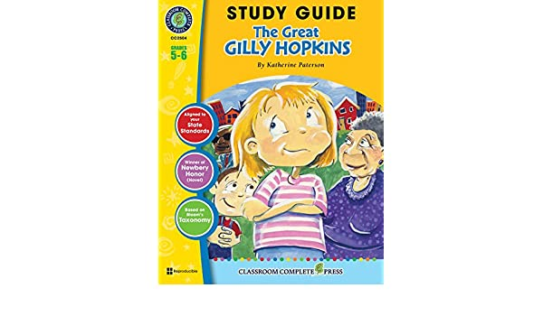 Study guide the great gilly hopkins gr 5 6 ebook marie helen study guide the great gilly hopkins gr 5 6 ebook marie helen goyetche amazon kindle store fandeluxe Images