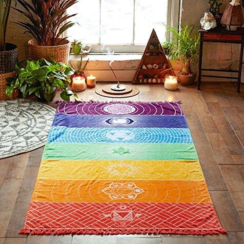 UKCREATIVE Mat gedruckt 145x70 Badetuch für Erwachsene Neue Bambus Rechteck Badetuch Heimtextilien große Handtücher gedruckt